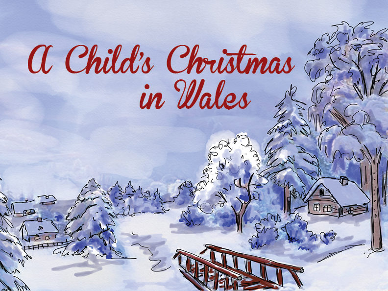 A Childs Christmas In Wales.A Child S Christmas In Wales Dec 23rd 24th 2018 Vox