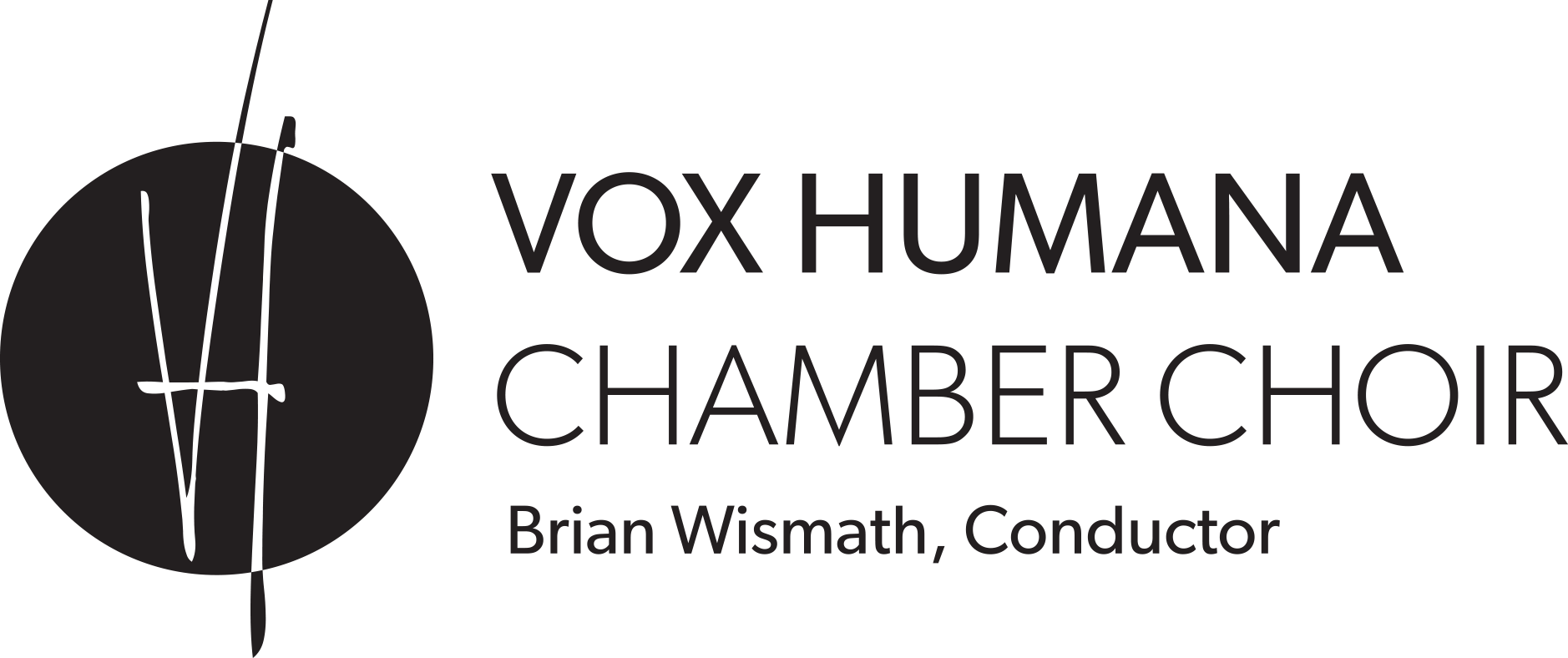 Vox Humana Chamber Choir Mobile Logo